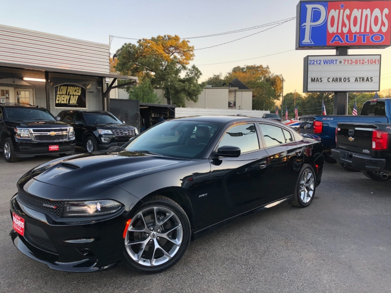 Dodge Charger 2019 price $34,000
