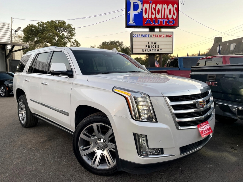 Cadillac Escalade 2016 price Call for Pricing.