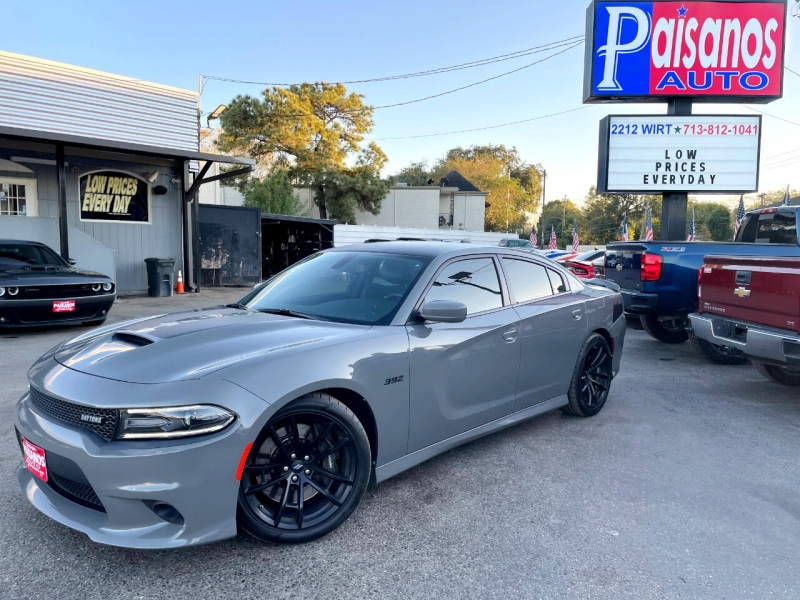 Dodge Charger 2018 price $42,500