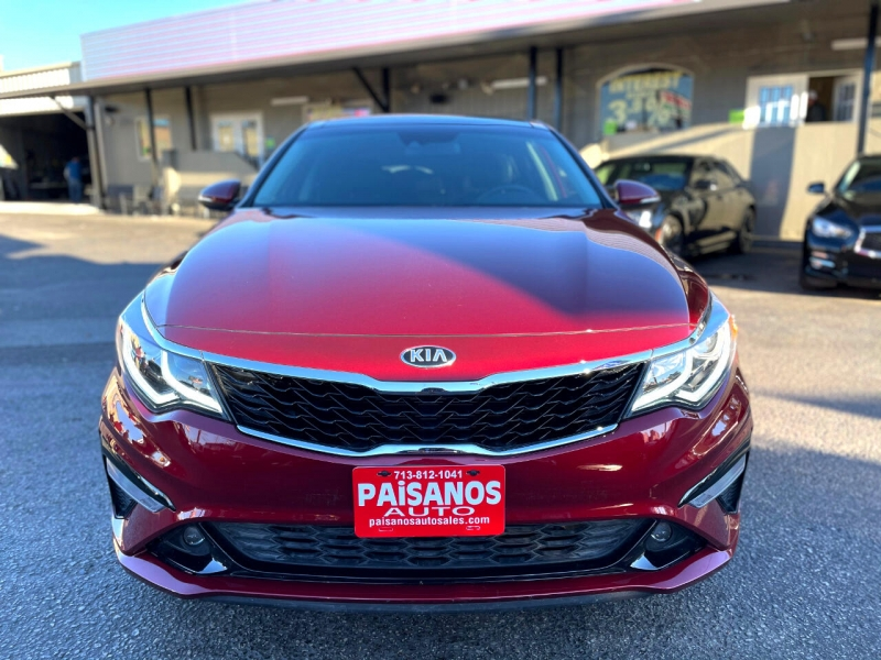 Kia Optima 2020 price Call for Pricing.
