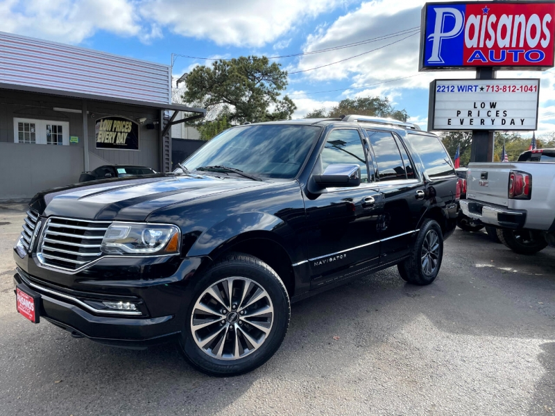 Lincoln Navigator 2016 price Call for Pricing.