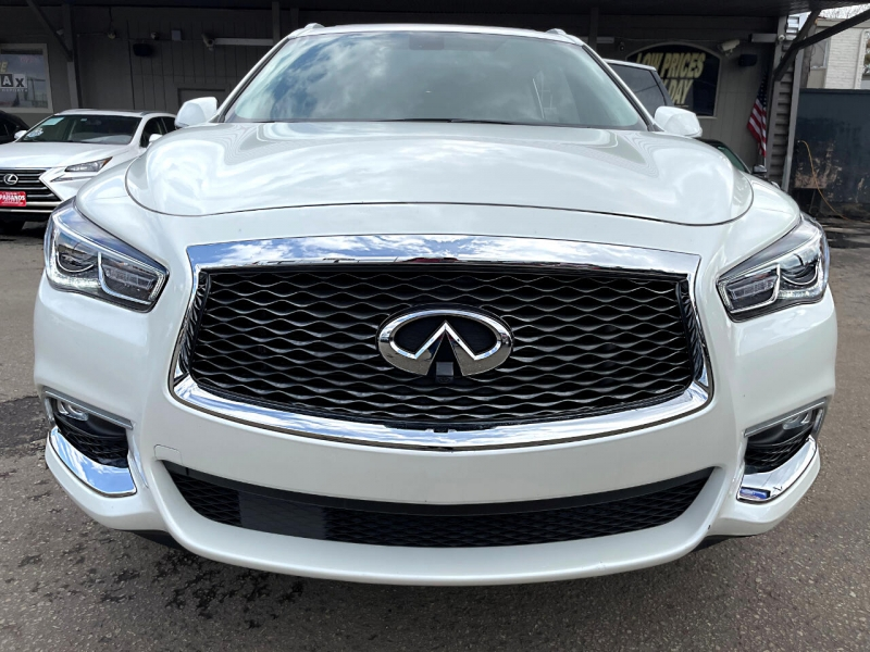 Infiniti QX60 2017 price Call for Pricing.
