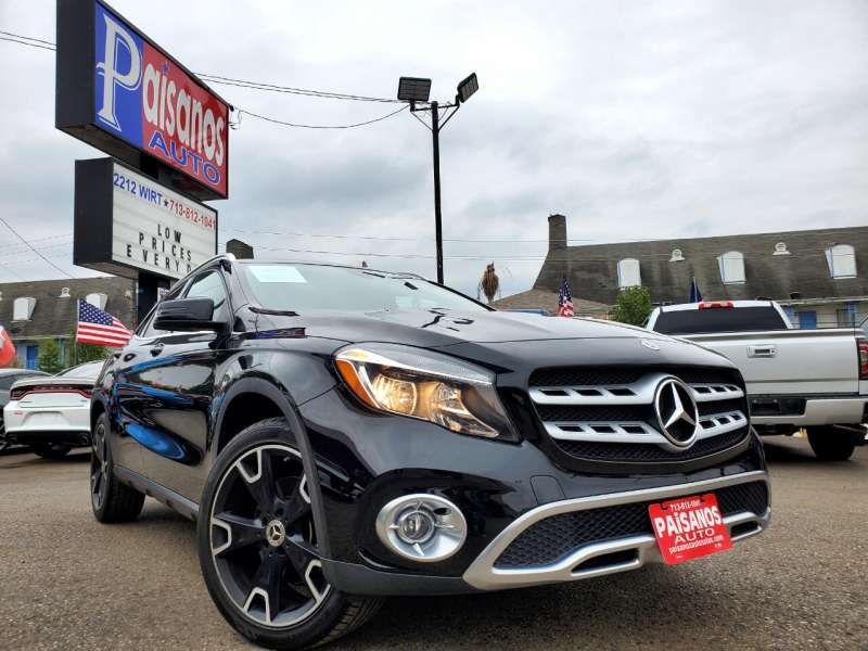 Mercedes-Benz GLA-Class 2018 price Call for Pricing.