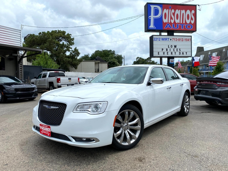Chrysler 300 2020 price Call for Pricing.
