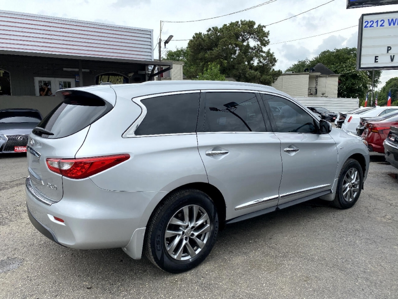 Infiniti QX60 2015 price Call for Pricing.