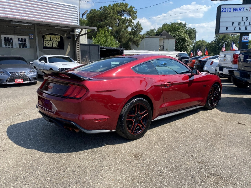 Ford Mustang 2018 price Call for Pricing.