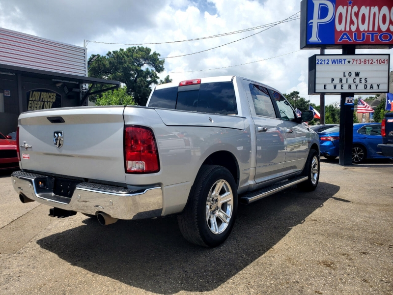 RAM 1500 2017 price Call for Pricing.