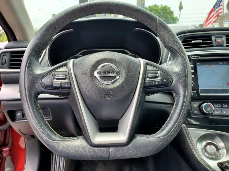 Nissan Maxima 2017 price Call for Pricing.