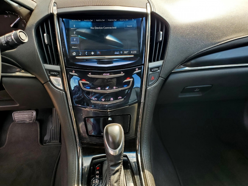 Cadillac ATS 2018 price Call for Pricing.