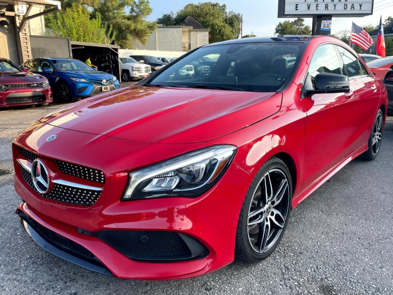 Mercedes-Benz CLA-Class 2019 price Call for Pricing.