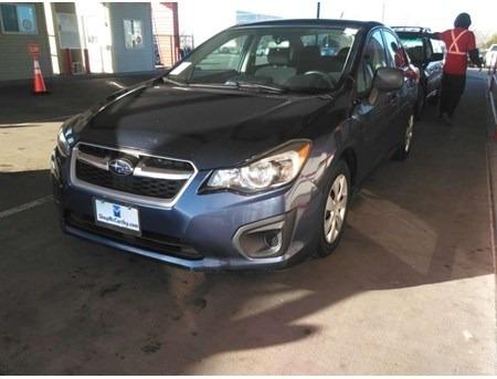 2012 Subaru Impreza 4dr Sdn CVT 2.0i