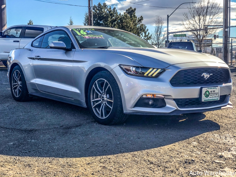 Ford Mustang 2016 price $19,330