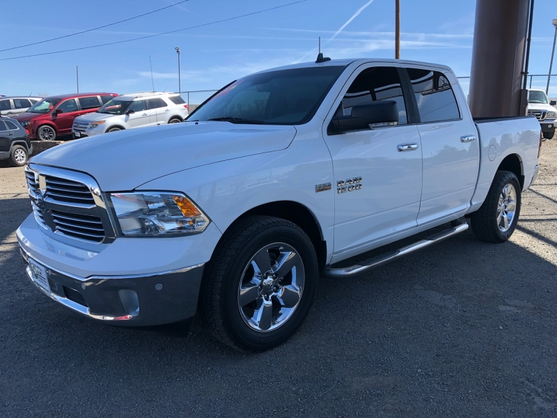 RAM BIG HORN 2016 price $31,995