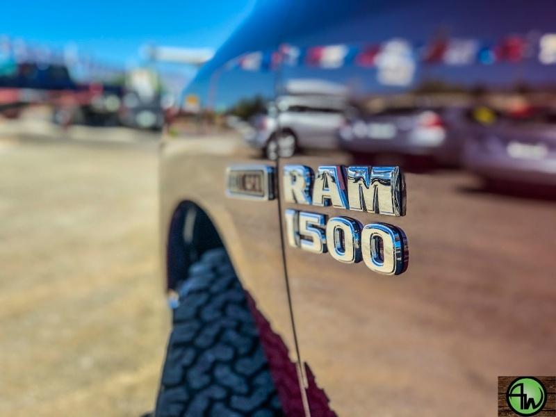 RAM 1500 2017 price $36,957
