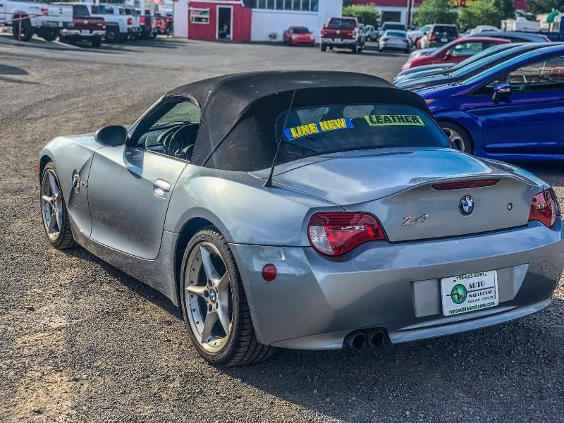 BMW Z4 2006 price $12,750