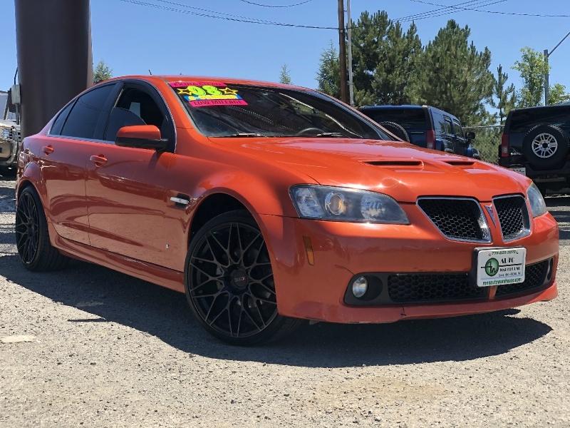Pontiac G8 2008 price $14,995