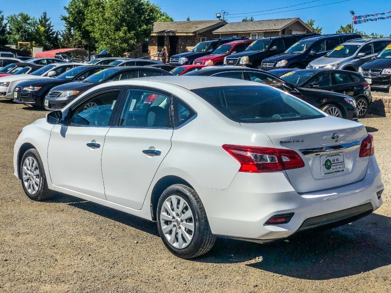 Nissan Sentra 2018 price $14,495