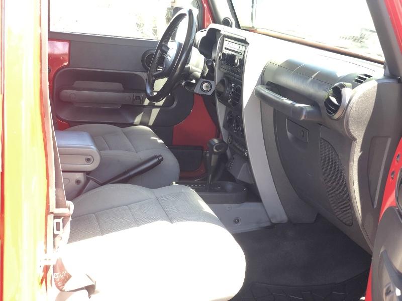 Jeep Wrangler 2007 price $21,362