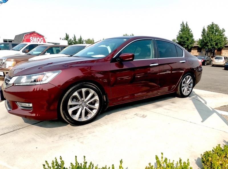 Honda Accord Sdn 2013 price $16,595