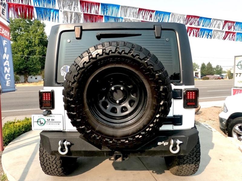 Jeep Wrangler Unlimited 2016 price $35,995