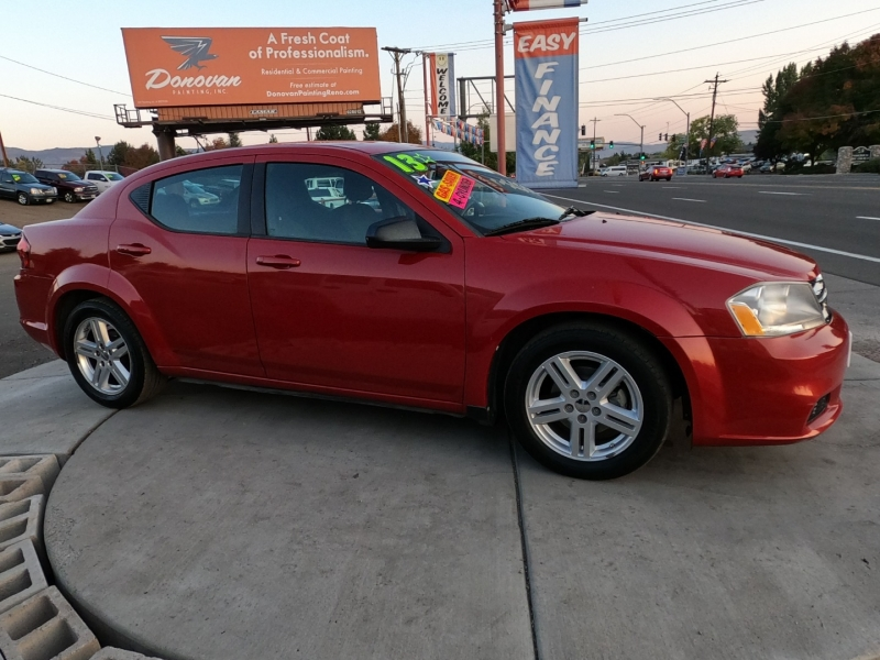 Dodge Avenger 2013 price $8,995