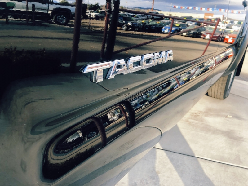 Toyota Tacoma 2012 price $0