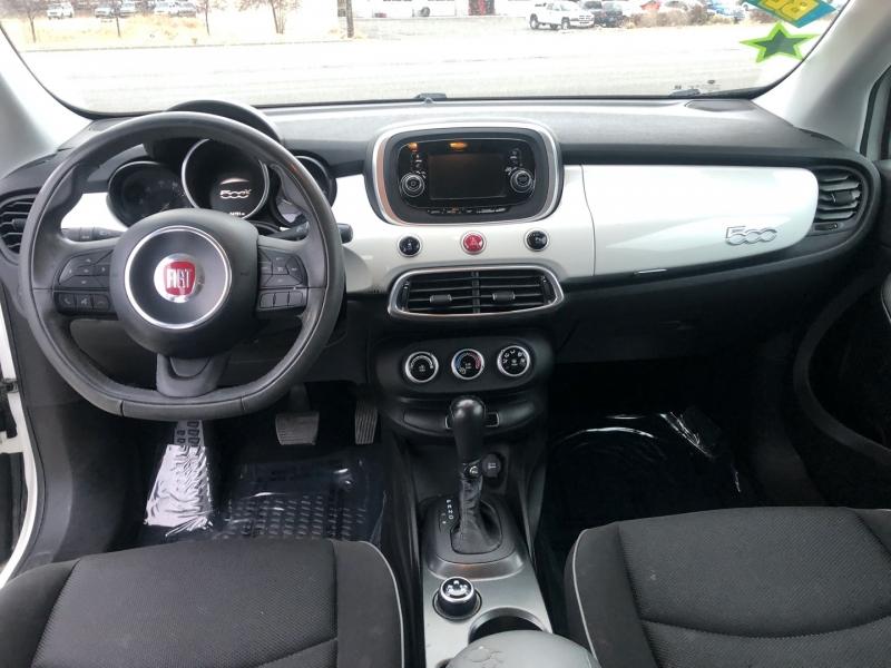 Fiat 500X 2016 price $13,000