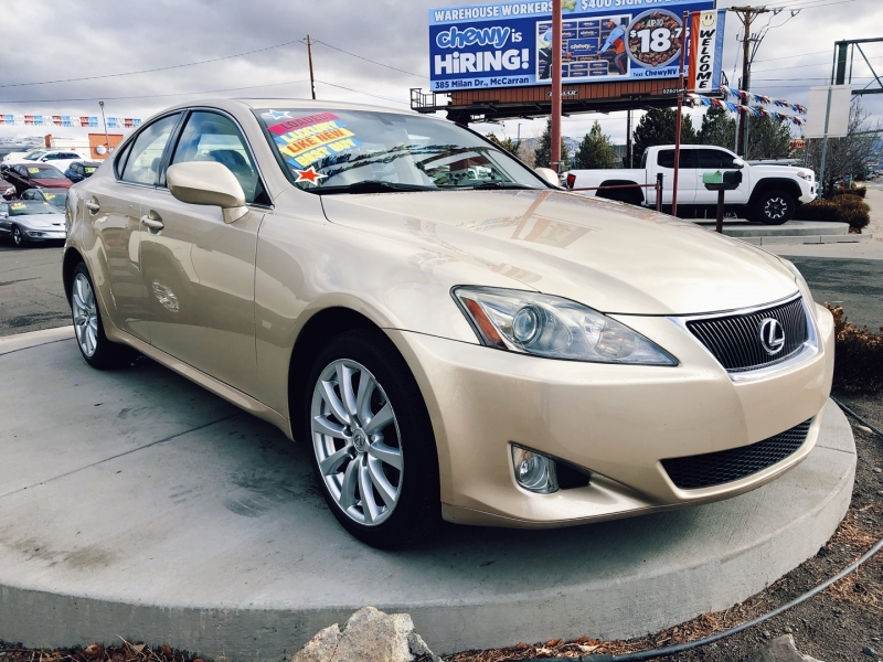 Lexus IS 250 2006 price $13,995
