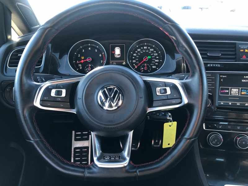 Volkswagen Golf GTI 2016 price $19,995