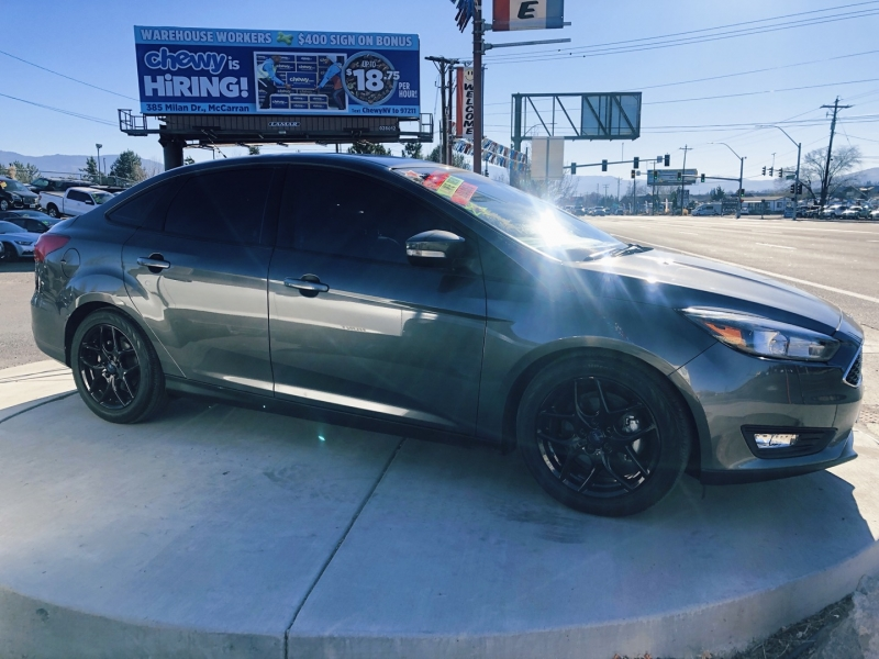 Ford Focus 2016 price $12,995