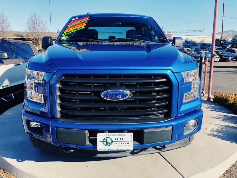 Ford F-150 2017 price $36,995