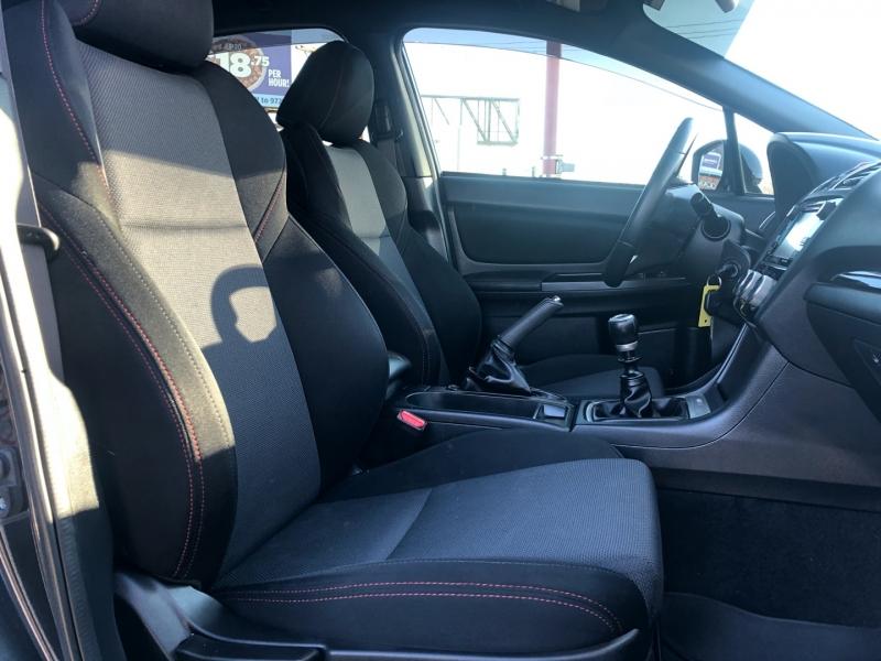 Subaru WRX 2016 price $24,772