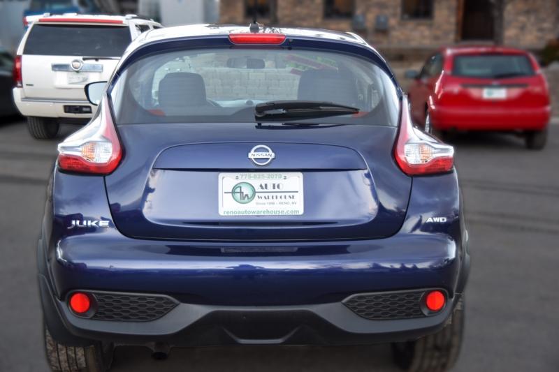 Nissan JUKE 2015 price $16,970
