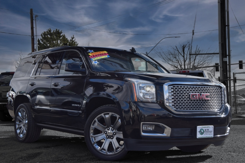 GMC Yukon 2016 price $33,500