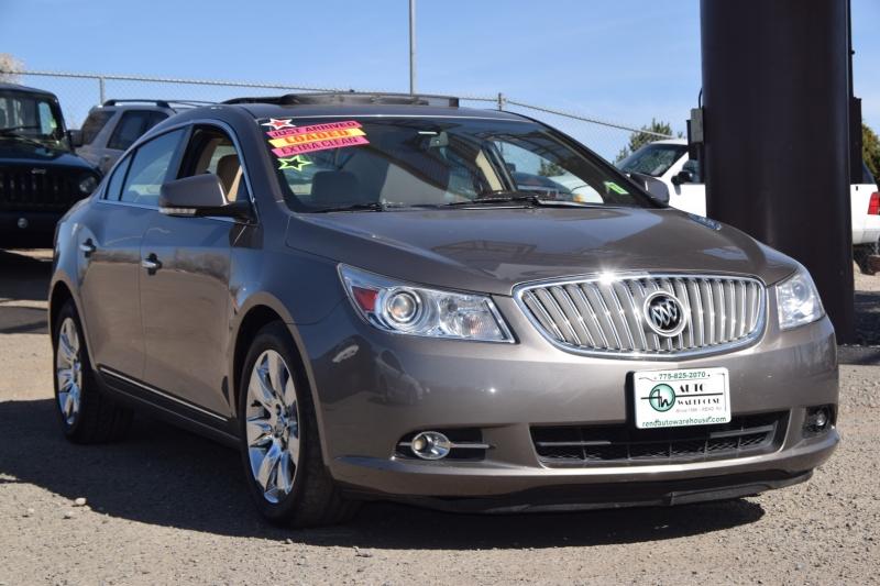 Buick LaCrosse 2011 price $13,995