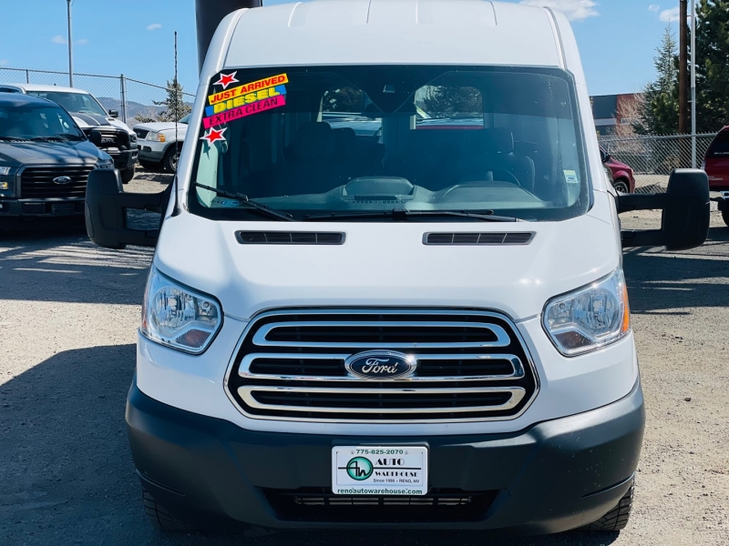 Ford Transit Wagon 2016 price $38,995