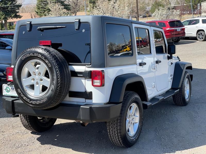 Jeep Wrangler Unlimited 2016 price $34,995
