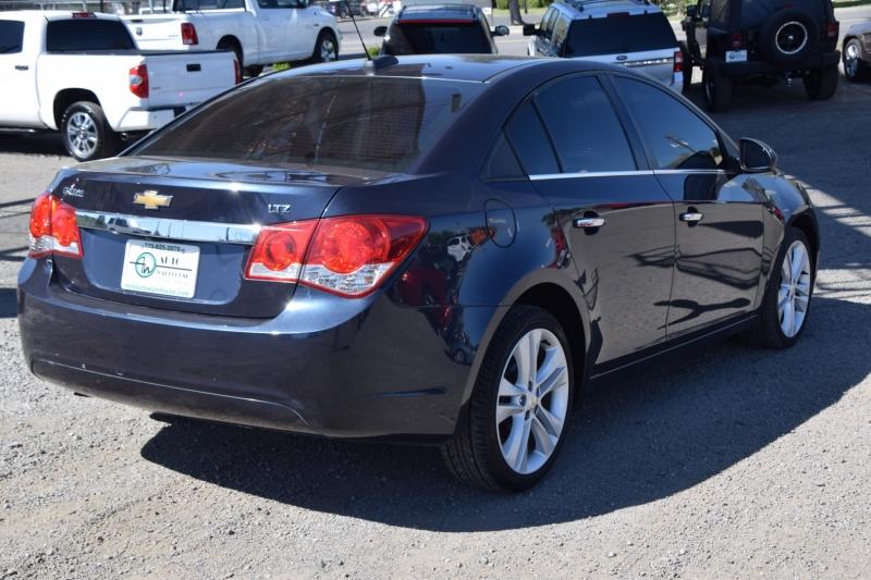 Chevrolet Cruze Limited 2016 price $14,995