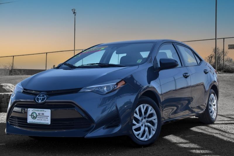Toyota Corolla 2018 price $19,995