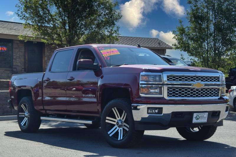 Chevrolet Silverado 1500 2014 price $36,595