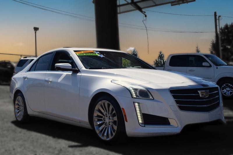Cadillac CTS Sedan 2016 price $25,995