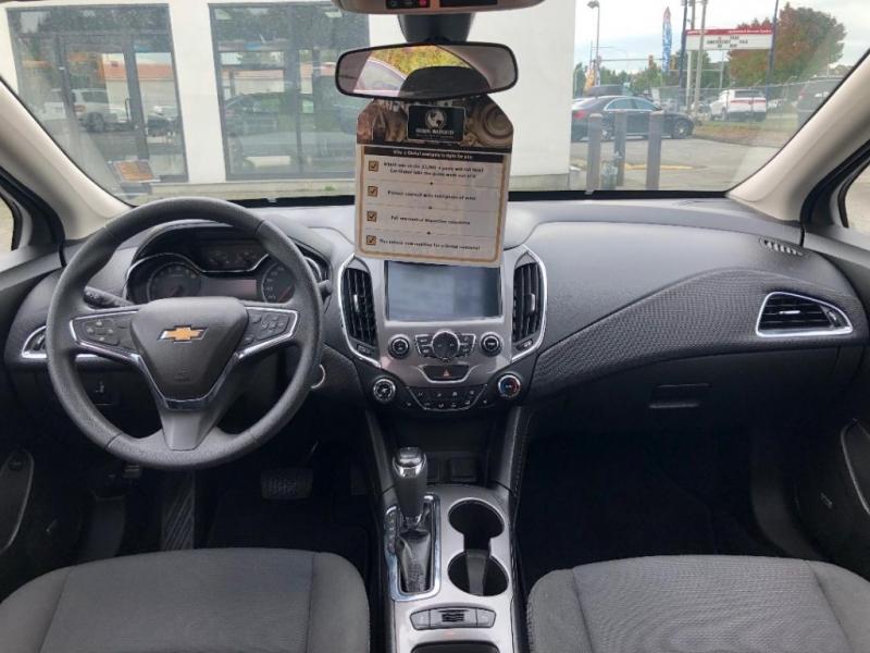 Chevrolet Cruze 2016 price $13,888