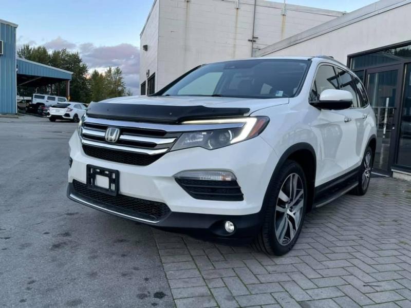 Honda Pilot 2017 price $25,869