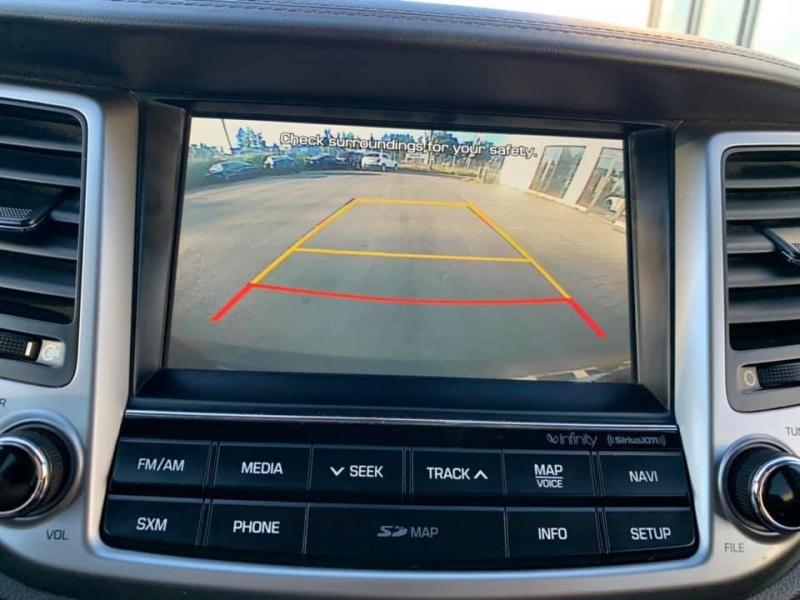Hyundai Tucson 2017 price $20,888