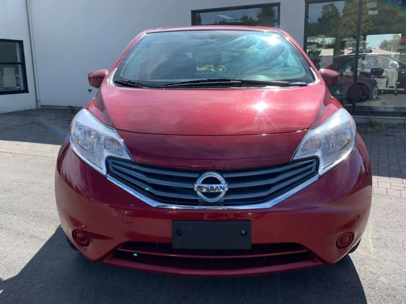 Nissan Versa Note 2015 price $7,888