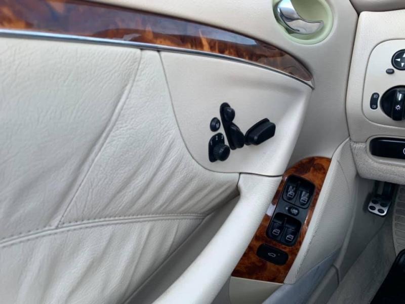 Mercedes-Benz CLK-Class 2005 price $8,888