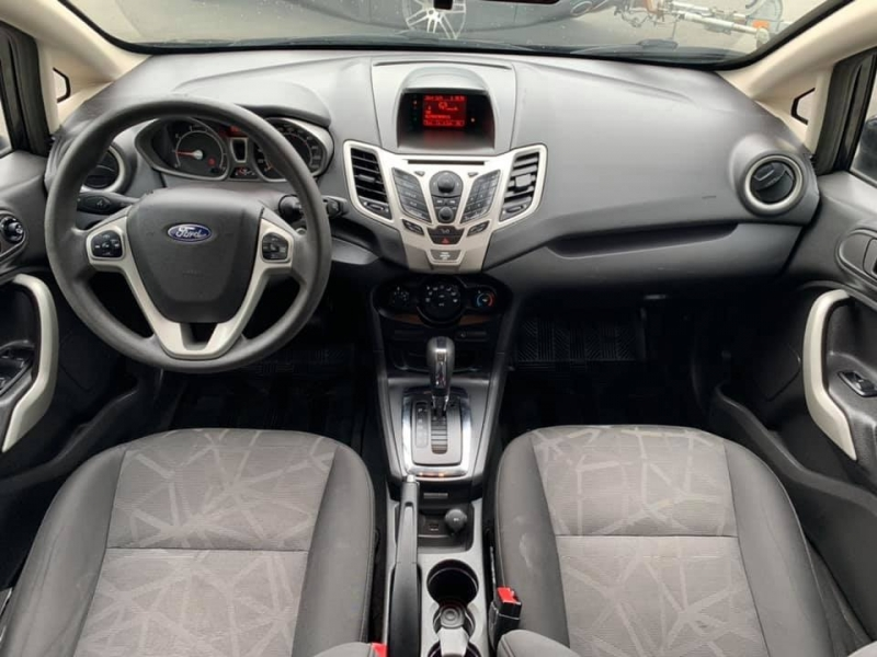 Ford Fiesta 2011 price $5,888