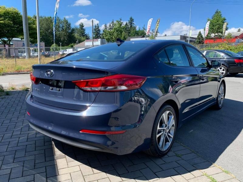 Hyundai Elantra 2017 price $12,888
