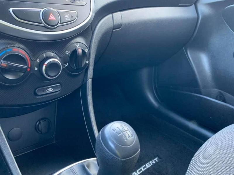 Hyundai Accent 2013 price $9,869