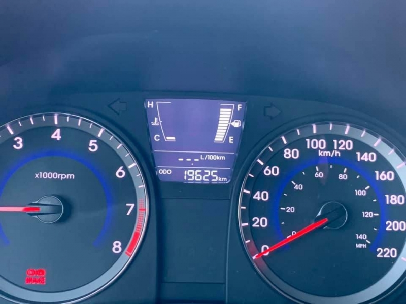 Hyundai Accent 2013 price $9,888